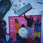 Richie Johnston - Banked Slalom Treble Cone Thierry Huet Photography