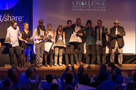 World Heli Challange Winners 2013