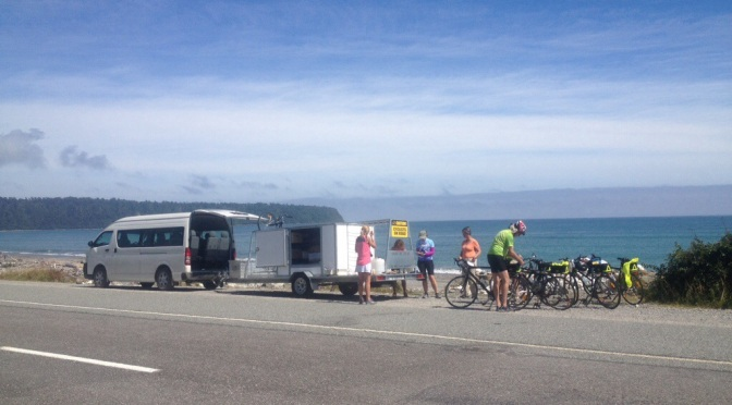 Cycling the West Coast