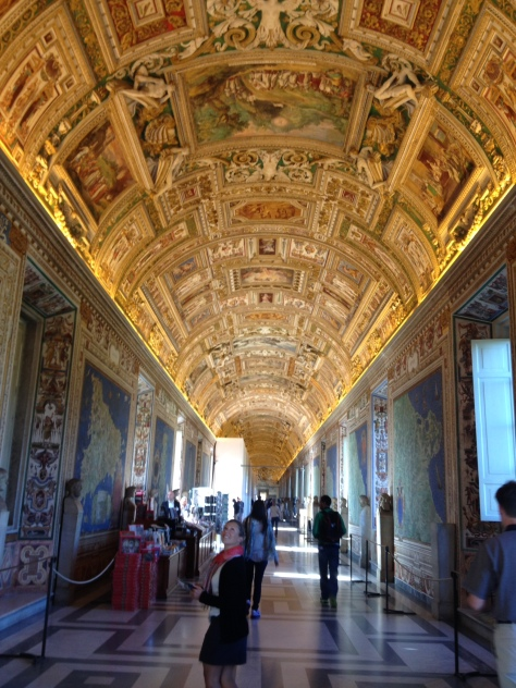 More art history than you could shake a stick at.
