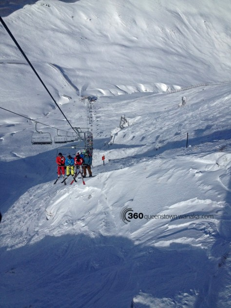 Powder filled gullies! - 7th August 2014 Image: 360qw