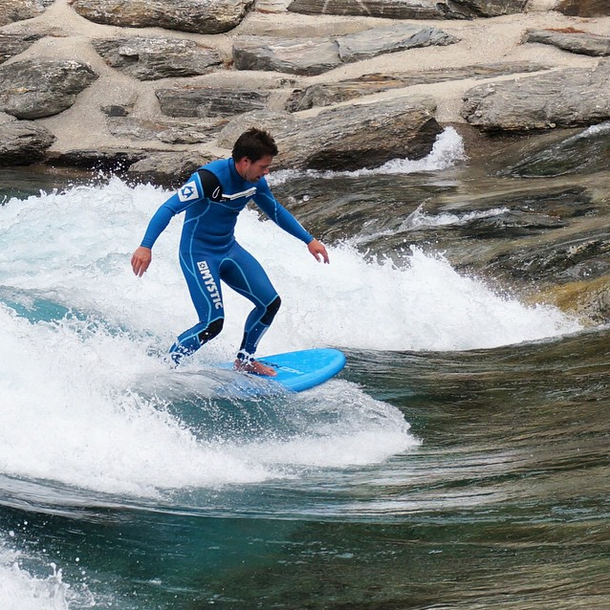 Camphill Surfers | Bringing the coast to Central Otago