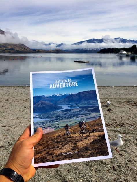 Say Yes to Adventure - Hollie Woodhouse