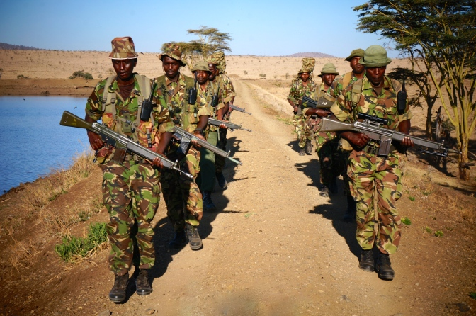 Borana Lodge Rangers