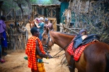 On our next ride - Sarara camp