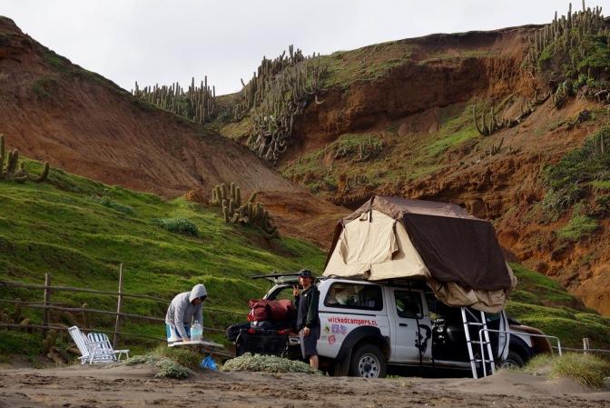 Road Trip   2382km through Chile