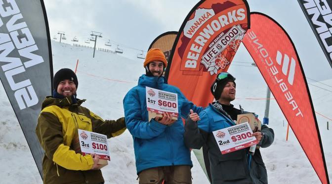 2016 Wanaka Beerworks Banked Slalom | Treble Cone