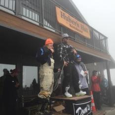 Mt Hutt - 1st